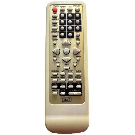 Controle Dvd Teyk E Hypson C0786