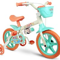Bicicleta Aro 12 Infantil Feminina Sea