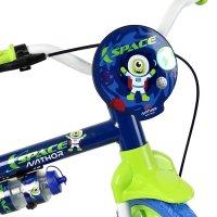 Bicicleta Aro 12 Infantil Space Nathor