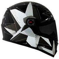 Capacete LS2 FF358 Classic Brilliant Matte Black Titanium