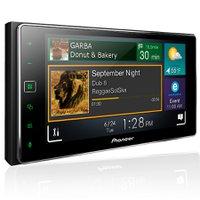 Central Multimidia Pioneer SPH DA138TV 2 Din 6,2 USB AUX Buetooth Conexão com Waze Spotify Apple CarPlay