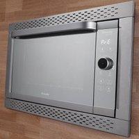 Forno Elétrico Digital de Embutir Decorato Gourmet Inox 44L