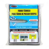 Forro Térmico para Tábua de Passar Revestimento 100% Algodão 120x45cm