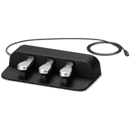 KIT Piano Digital Casio CDP-S350 BK + Móvel + Pedal Triplo