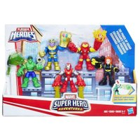 Playskool Marvel Super Hero Adventures  E0155- HASBRO