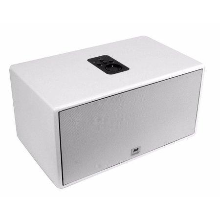 AAT iBlu Box - Caixa de Som Amplificada Bluetooth com 60w RMS Branco
