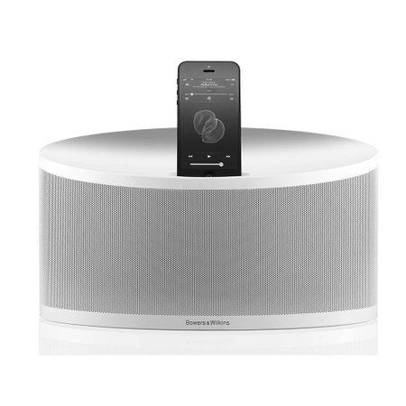 Bowers e Wilkins Z-2 - Dock com Conector Lightning e Airplay Branco