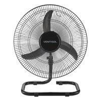 Ventilador De Mesa 50cm 3 Pás Preto New Premium - Ventisol