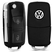 Chave Canivete Kostal Hella 2 Botões VW Original Controle Alarme