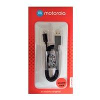 Cabo de Dados Original Motorola Usb/Micro Usb Preto