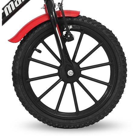 Bicicleta Aro 16 Infantil Masculina Next Preto Brilhante Mormaii