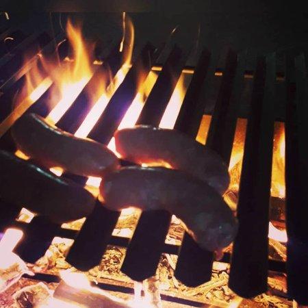 Grelha Esmaltada Para Churrasco Parrilla Peixe Frango Carne