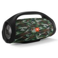 Caixa de Som Portátil JBL Boombox Bluetooth Camuflado