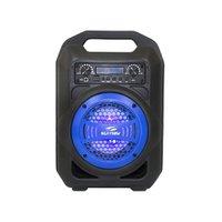 Caixa de Som Portátil Sumay Gallon Music SM-CSP1301 Bluetooth Azul