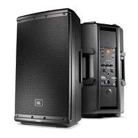 Caixa de Som Amplificada Ativa JBL EON 612 1000W Bivolt