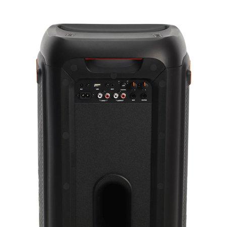 Caixa de Som JBL PartyBox 300 com Bluetooth e Bateria Interna - Preto