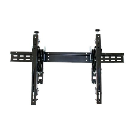 Suporte de Vídeo Wall Sumay para Monitores e TVs LED, LCD e 3D SM - SVW 32/60 Preto