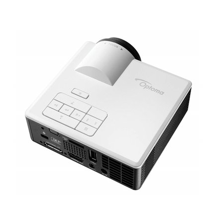 Projetor Optoma Ultra Compacto ML750ST WXGA 700 Lumens 20.000:1 Bivolt