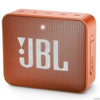 Caixa de Som Portátil JBL GO 2 Bluetooth Laranja