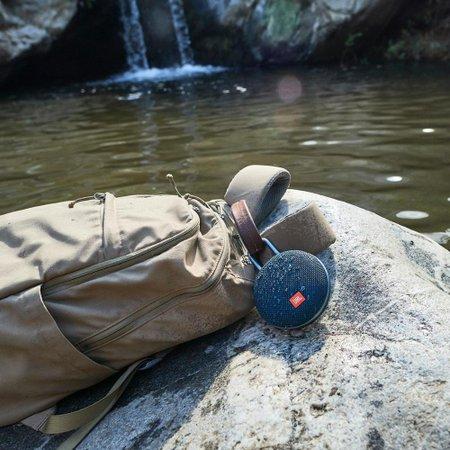 Caixa de som Portátil Bluetooth Prova d'Água JBL Clip 3 Preto