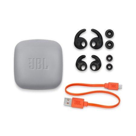 Fone de Ouvido Esportivo JBL Reflect Mini BT 2 Bluetooth Intra Auricular Preto