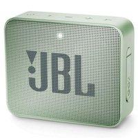 Caixa de Som Portátil JBL GO 2 Bluetooth Verde