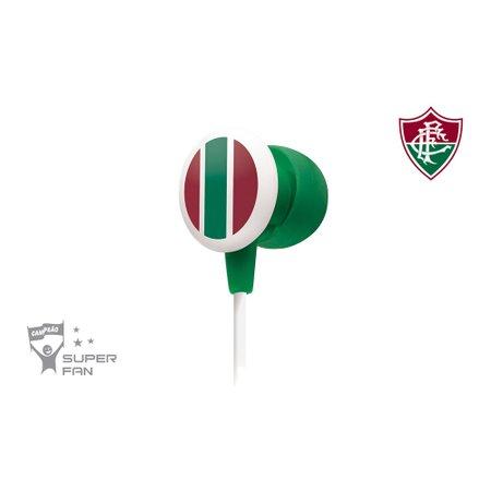 Fone de Ouvido Intra Auricular Waldman SF-10 In-Ear Fluminense