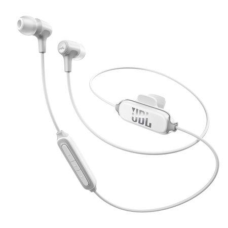 Fone de Ouvido JBL E25 Bluetooth Branco