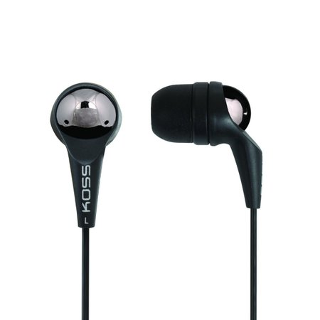 Fone de Ouvido Koss I150 Intra Auricular In-Ear Preto