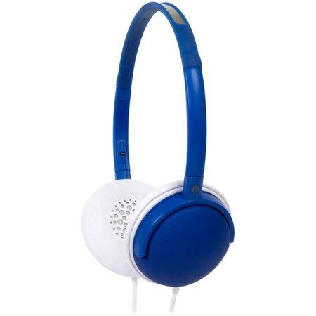 Fone de Ouvido Koss Headphone On-Ear RUK 40B Azul
