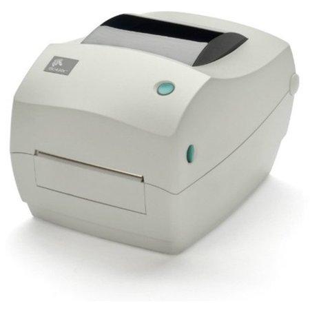 Impressora de Etiquetas Térmica Zebra GC420t USB Serial e Paralela Branco