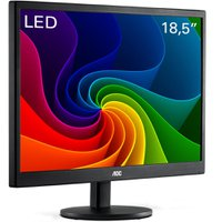 Monitor AOC LED HD Widescreen 18,5