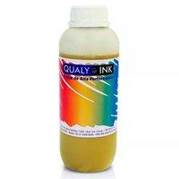Compatível: Tinta para Epson L380 EcoTank Yellow Corante Qualy Ink 1 Litro