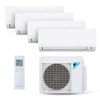 Ar Condicionado Multi Quadri Split Inverter Daikin 3x9000+1x12000 Btus Quente/frio 220V Monofasico S4MXS2812P