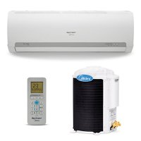Ar-Condicionado Split Hw On/off Springer Midea 18000 Btus Frio Monofásico