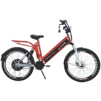 Bicicleta Elétrica CONFORT FULL 800W 48V 15Ah