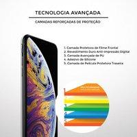 Película de Vidro Dupla Samsung Galaxy A80 - Gorila Shield