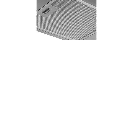 Coifa Parede Vidro Curvo Slim Inox 4 e 5 Bocas 60cm - Nardelli 220V