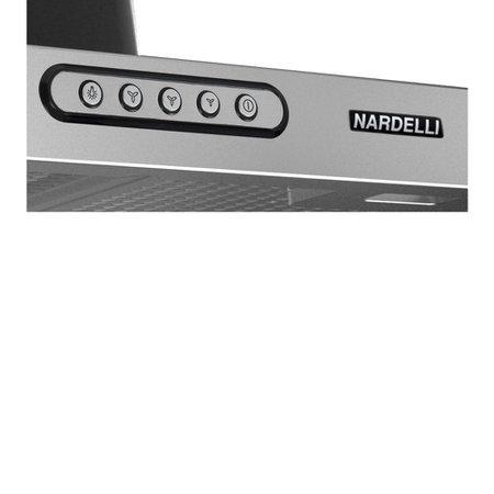 Depurador Slim Inox Compact - 60cm - Nardelli 110V