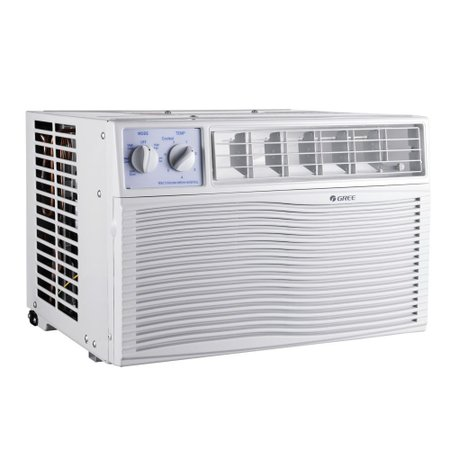 Ar-Condicionado de Janela Mecânico Gree s/ Controle 7500 BTUs Frio
