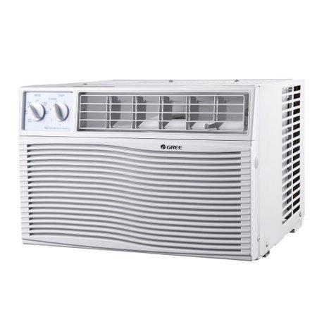 Ar-Condicionado Janela Mecânico Gree s/ Controle 10500 BTUs Frio