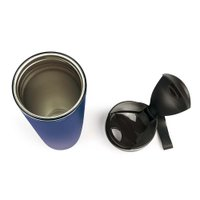 Copo Antiqueda 450ml Coffee To Go - Azul