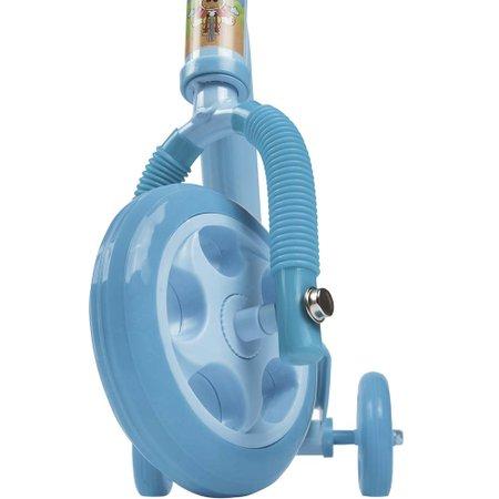 Patinete 3 Rodas Infantil Azul