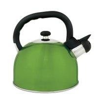 Chaleira Aço Inox 2,5 Litros Mattina - Verde