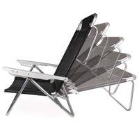 Cadeira Reclinável Summer Preta