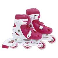 Roller Infantil Rosa - Tamanho P 30-33