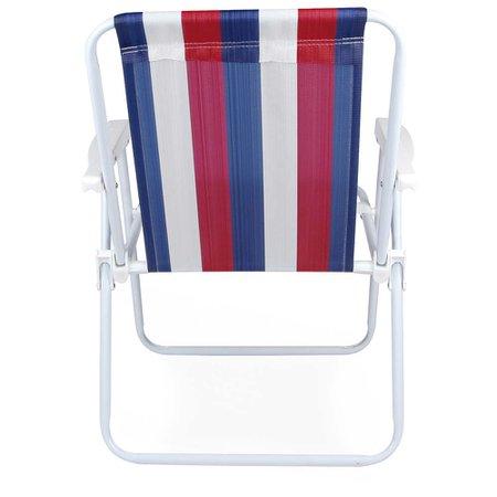 Cadeira Alta Aço - 2228