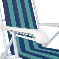 Cadeira Reclinável 8 Posições - 2229