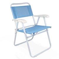 Cadeira Master Aço Fashion - Azul