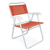 Cadeira Master Aço Fashion - Coral